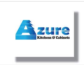 proshanto94 tarafından New Logo ***AZURE*** Rebranding our Kitchen & Cabinet making business için no 99