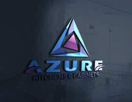 #106 for New Logo ***AZURE*** Rebranding our Kitchen & Cabinet making business by Frm122719