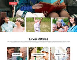 #66 pentru Need a website built for a Home Care Agency Business de către mashukmak