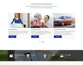 #14 pentru Need a website built for a Home Care Agency Business de către MajidAli371