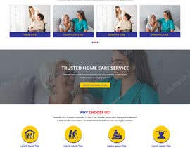 #31 pentru Need a website built for a Home Care Agency Business de către gravitygraphics7