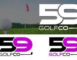 Nro 121 kilpailuun NEW Logo For 59 Golf Company käyttäjältä heypresentacion