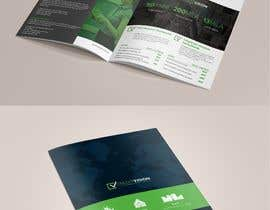 #78 for BROCHURE FOR OUR NEW SERVICES by Inadvertise
