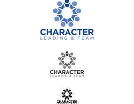 #72 для Diseño de logotipo: Character, Leading & Team от jagc01