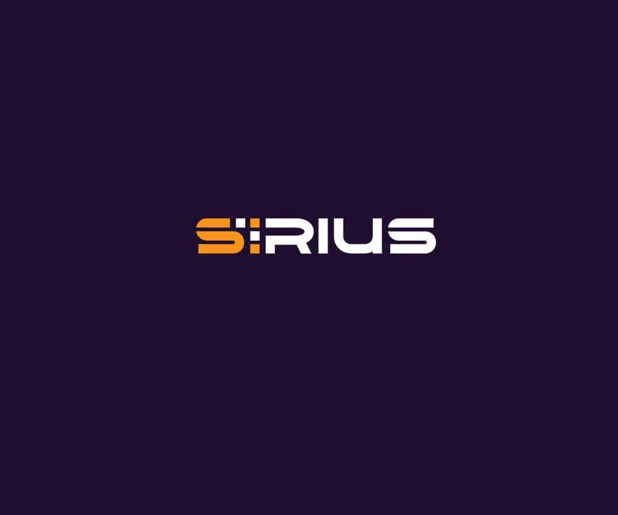 Kilpailutyö #1187 kilpailussa New Logo :   SIRIUS