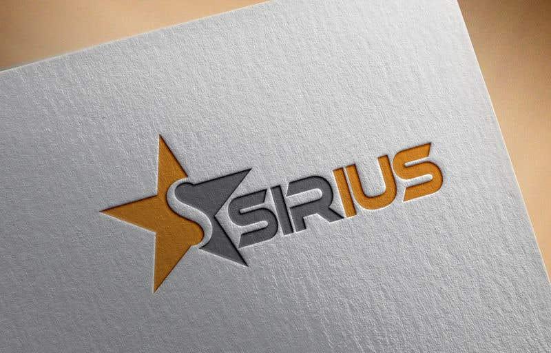 Kilpailutyö #1436 kilpailussa New Logo :   SIRIUS
