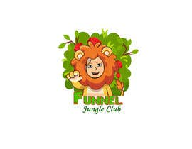 nº 11 pour Funnel Jungle Club logo. These are just ideas but I'm open to others, Maybe you can add a salesfunnel symbol or my lion (must be the same if you it, this lion is part of my product) or simply nothing. par selimreza9205