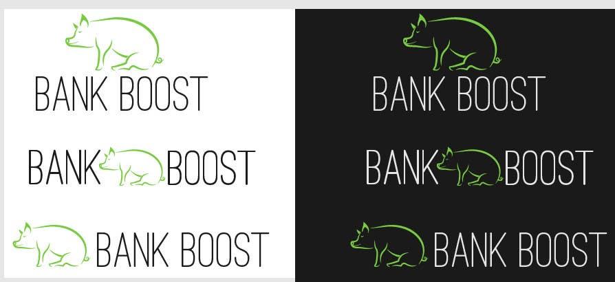 Bài tham dự cuộc thi #                                        12                                      cho                                         Design et Logo for Bankboost