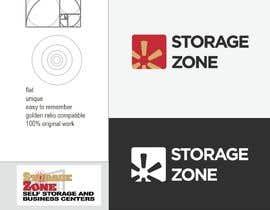 #1577 for Storage Zone logo af nimafaz