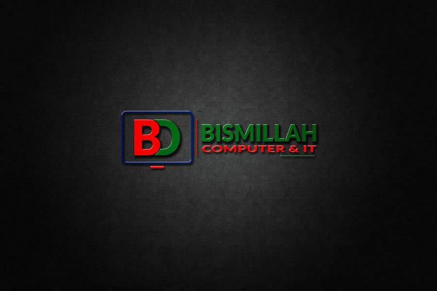 Inscrição nº 108 do Concurso para BD Bismillah Computer & IT