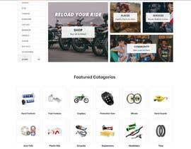 #60 untuk Home page redesign oleh ZephyrStudio