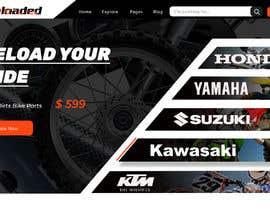 #37 untuk Home page redesign oleh Saeed526