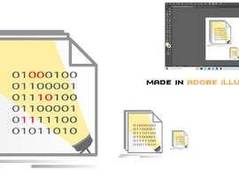 """#144 para Design logo for """"Data Spotlight"""" application por noeldaya"""
