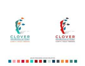 #252 for Clover Neurosolutions: Logo & Business Card by shazal97