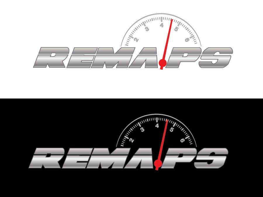 Inscrição nº                                         30                                      do Concurso para                                         Logo Design for car remapping service