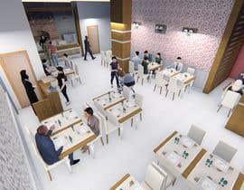 Nro 4 kilpailuun corner BBQ & seafood restaurant remodel käyttäjältä fikierwansyah