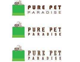 #97 for A logo for Pure Pet Paradise - an online pet retail store by miraz6600