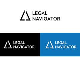 #509 for Logo design (LEGAL NAVIGATOR) af CreativeDesignA1