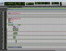 #14 cho Arrange a 90 sec rock/metal/electronic song fragment bởi Joaquin1997