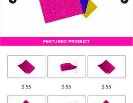 #25 для Shopify theme design от luphy
