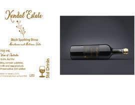 #3 for Design for wine labels af KirubaNadarajan