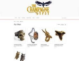 "#79 untuk Design a Logo for Handmade ""Boho"" Boutique Jewellery oleh erupt"