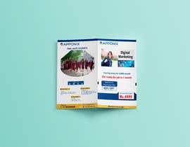 Nro 9 kilpailuun A5 size pamphlet design käyttäjältä Ortimi2020
