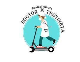 #29 для NEW Logo for electric scooter repair shop от RenggaKW