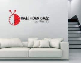#46 for Half Hour Call - Logo Design by sadiababli4444