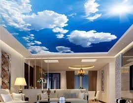 #6 cho Paint a cloud ceiling mural bởi shivammate