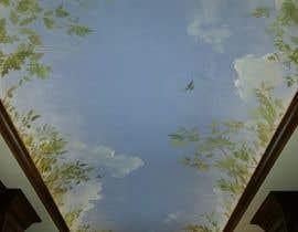 #3 cho Paint a cloud ceiling mural bởi shamimk9