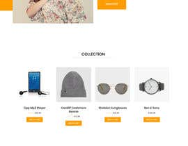 #34 для Need a Wordpress shopping theme for a small company от shahinaakhter