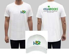 #54 untuk Cap and T-Shirt Design oleh nabi6729