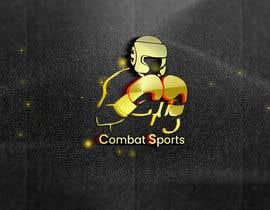 MHdesignBD tarafından Combat sports logo için no 6