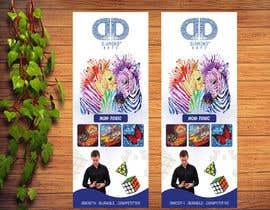 #104 for Banner design for Stand Up vertical roll up banner af amasuma412
