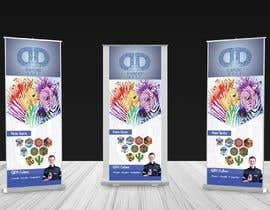 #100 for Banner design for Stand Up vertical roll up banner af DesignerImraan