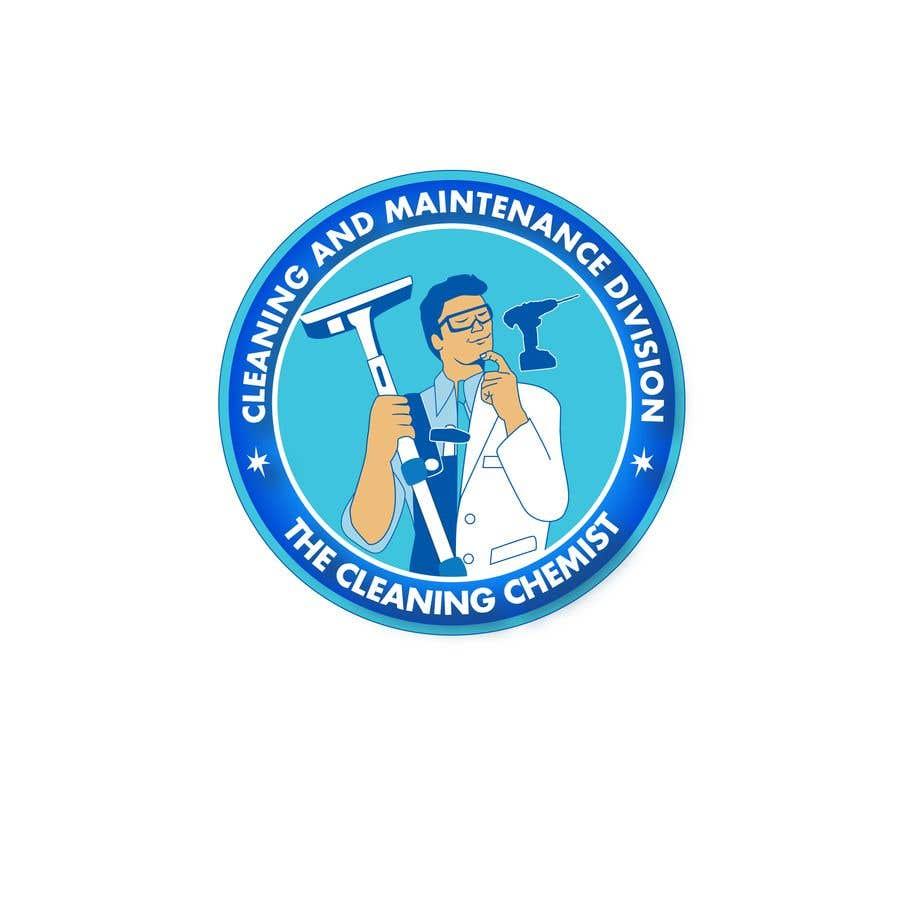 Kilpailutyö #128 kilpailussa The Cleaning Chemist