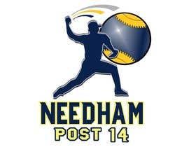 shreyagraphics23 tarafından Design a Logo for my baseball team için no 11