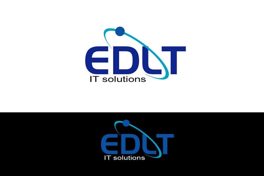 Kilpailutyö #                                        41                                      kilpailussa                                         Logo Design for IT solutions website