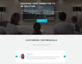 #39 for Design home page for digital marketing agency in psd by RoyalEffects
