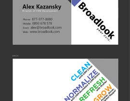 #9 para Business Card Design for a Technology Company por frantzmaryus