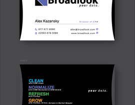 #43 cho Business Card Design for a Technology Company bởi frantzmaryus