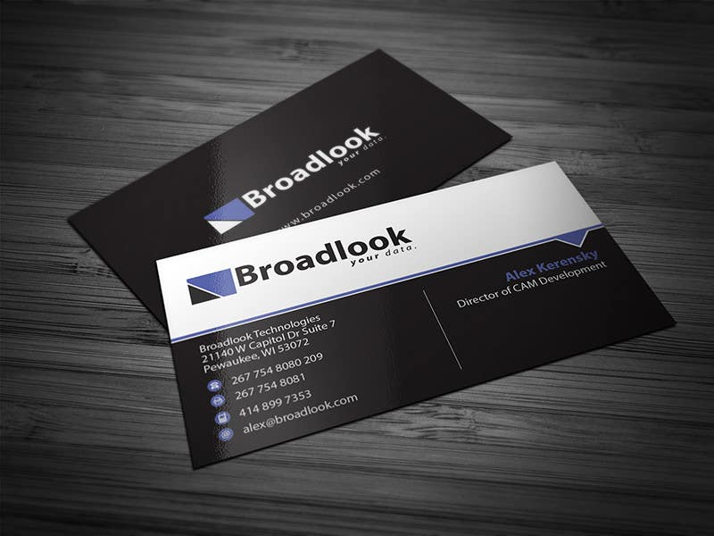 #19 for Business Card Design for a Technology Company by Brandwar