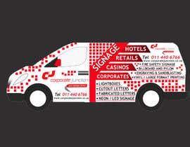 nº 15 pour I need some Graphic Design for vehicle par adilansari11