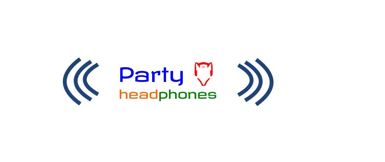 Inscrição nº 219 do Concurso para Logo Design for Party Headphones