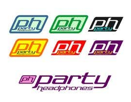 #134 untuk Logo Design for Party Headphones oleh StefanMoisac