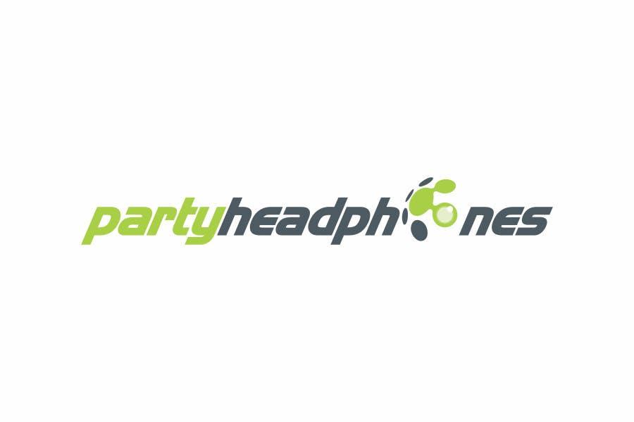 Inscrição nº 222 do Concurso para Logo Design for Party Headphones