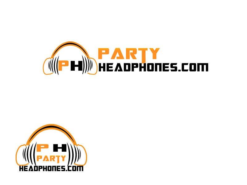 Inscrição nº 121 do Concurso para Logo Design for Party Headphones