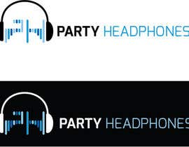 nº 115 pour Logo Design for Party Headphones par anamiruna