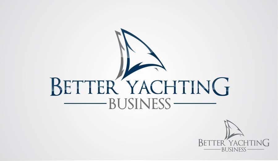 Penyertaan Peraduan #112 untuk Logo Design for Better Yachting Business
